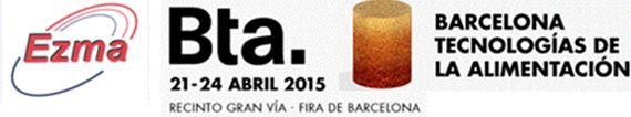 ezma presente en Barcelona – BTA 2015