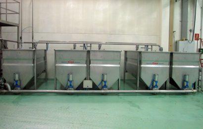 Depósitos de Hidratado de Legumbre