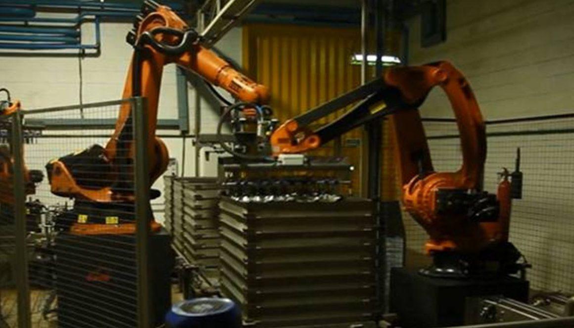 Robot Loader and Unloader