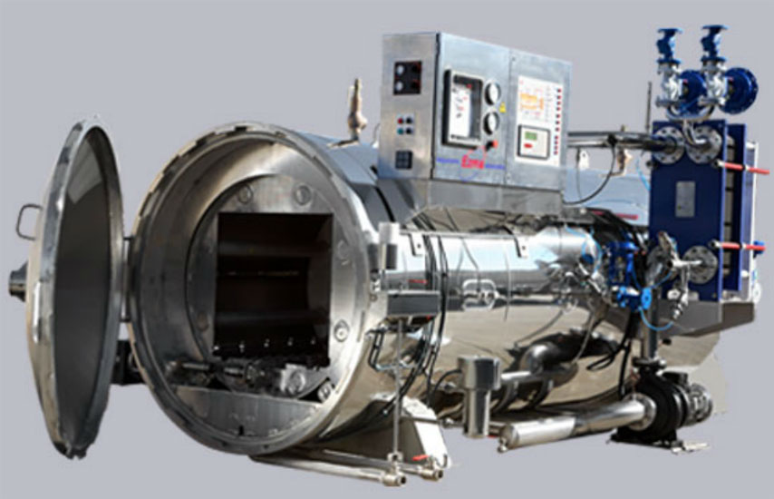 Rotary Autoclave R 82