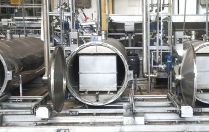Autoclave Loading and Unloading Systems