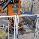 Encestador Desencestador Robot – banco de pruebas