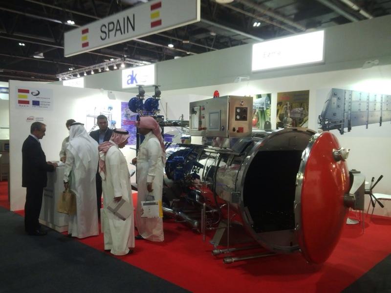 Feria Gulfood en Dubai