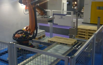 Paletizador Robot